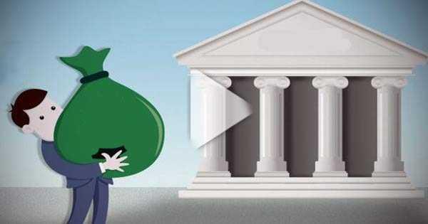 Денежный вклад в банке